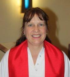 Rev. Rosalie Rayment-Hewitt
